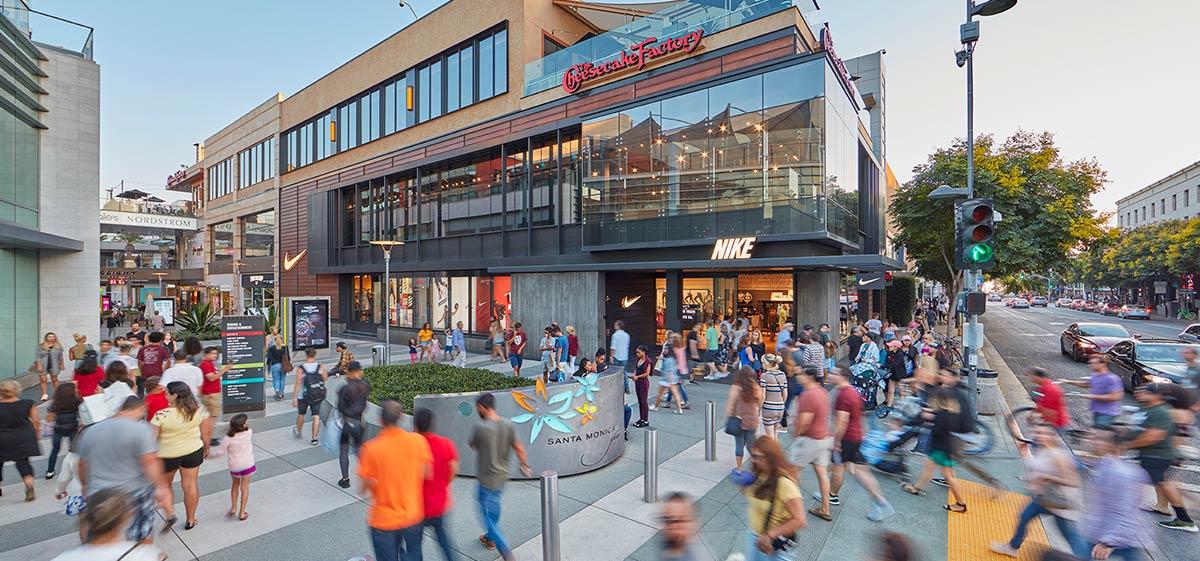 「Promenade santamonica mall」の画像検索結果
