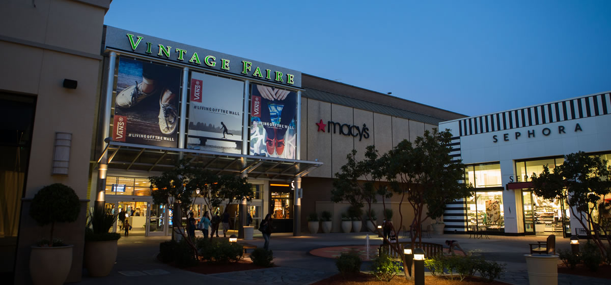 Vintage Faire Mall Dale Rd Suite Modesto, CA () Map It > (open in new window) Directory. Filter. Fashion. Apparel; Accessories & Shoes; Vintage Faire Mall. Dale Rd Suite Modesto, CA () Map It > (open in new window) REGULAR HOURS. Mon - Sat: 10 AM - 9 PM.