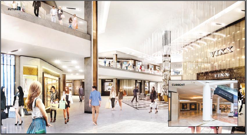Scottsdale Fashion Square Leasing