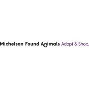 Michelson Found Animals Foundation Adopt & Shop