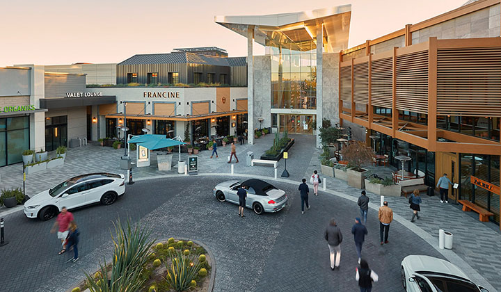 Scottsdale Fashion Square exterior