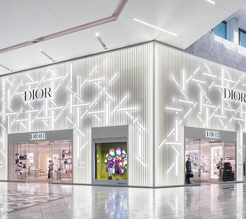 Dior Storefront