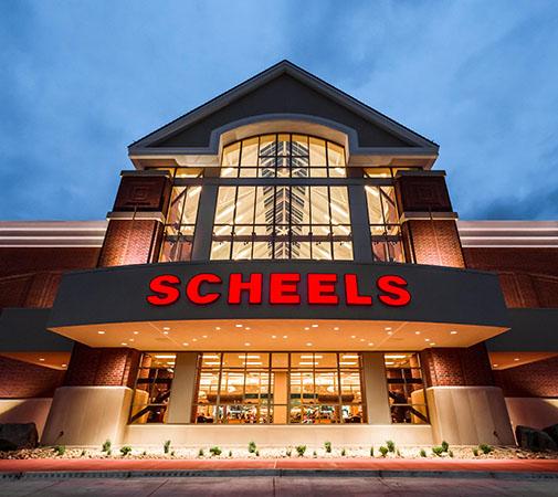 SCHEELS Storefront