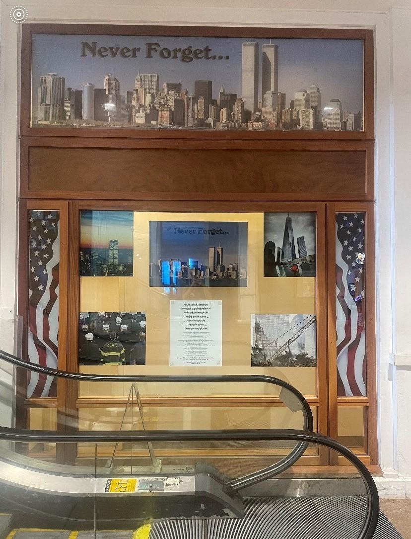 September 11 Photo exhibit
