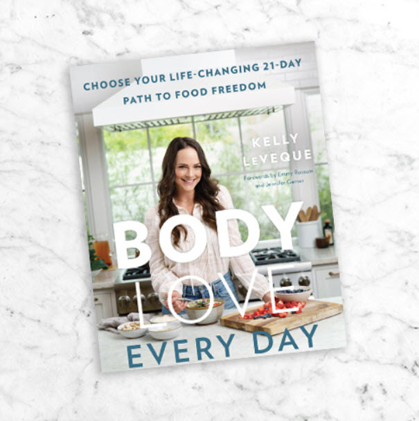 Body Love Every Day book cover