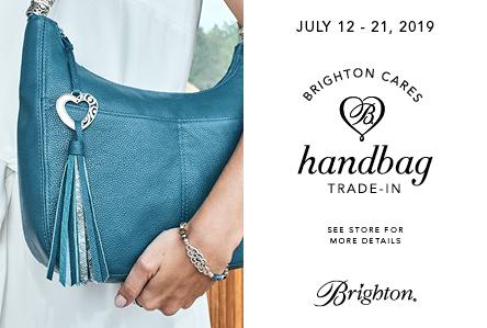 Brighton blue handbag