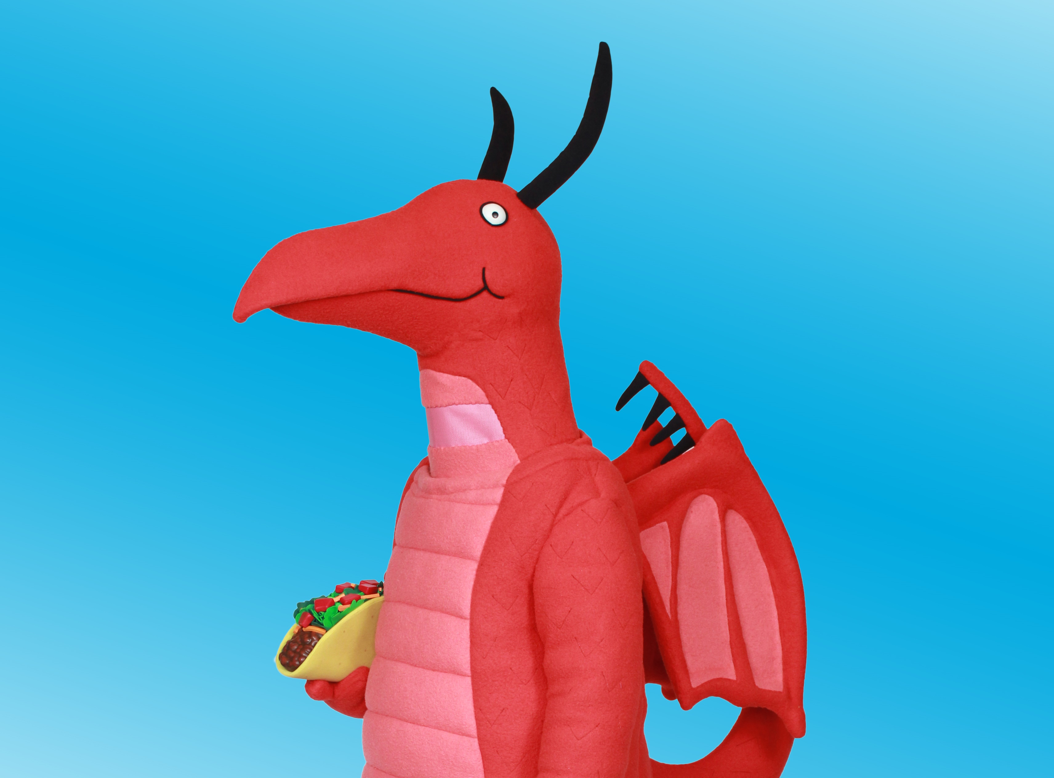 Red Taco Dragon