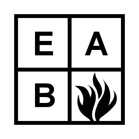 Evansville Association for the Blind logo