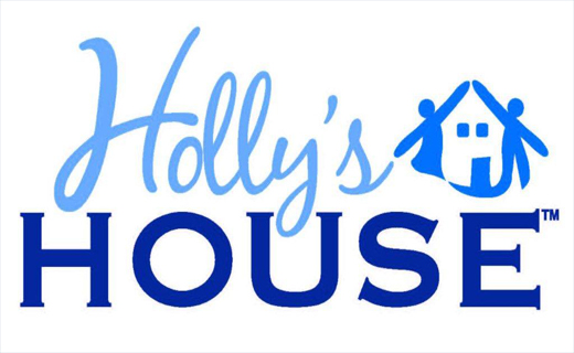Logo for Holly's House.