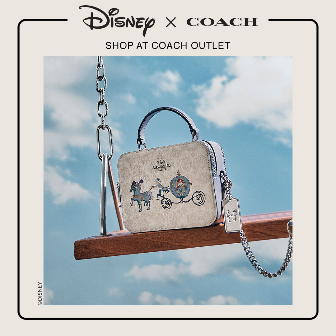 Princess Disney x Collection at Coach Outlet