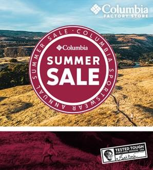Columbia Summer Sale Tested Tough
