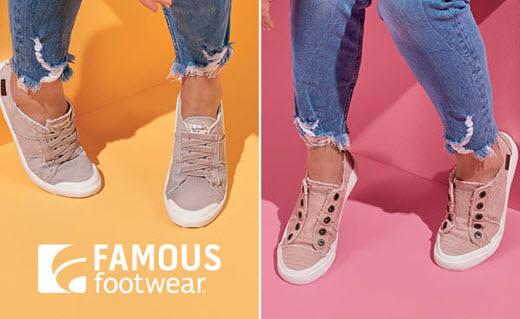 Sneakers, Famous Footwear