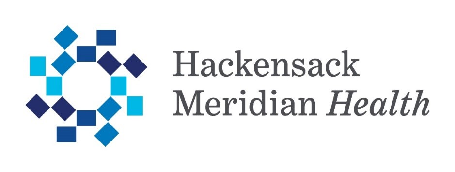 Logo and information for registration of classes with Hackensack meridian Health