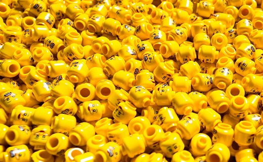lego heads of characters