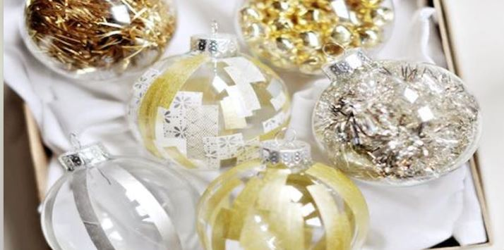 Make your own ornaments at Macy's Story