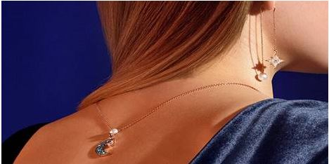 moon and star collection from swarovski