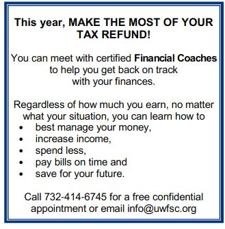 Tax filing coaches available