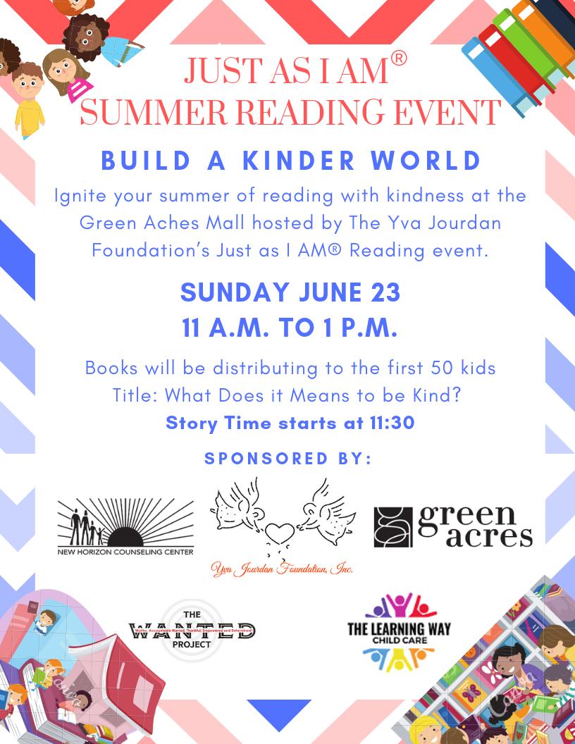 Children Reading Books,. Event Information