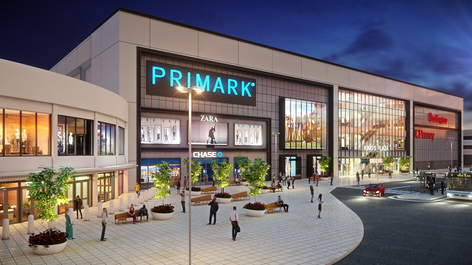 Primark Store Front Image