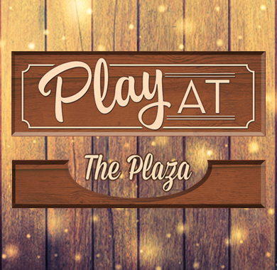 Play games throughout the center