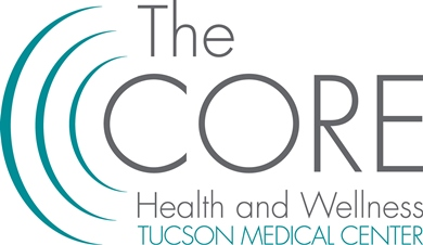 The Core Health and Wellness Tucson Medical Center logo