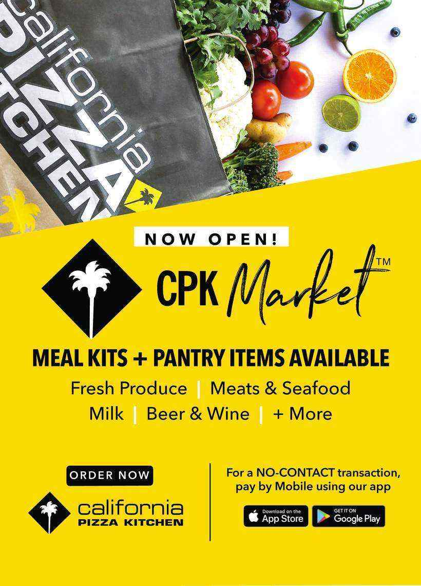 CPK Meal Kits