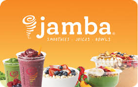 Jamba Smoothies Juices Bowls