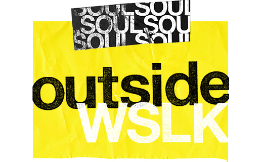 SoulCycle Outside WSLK on yellow background