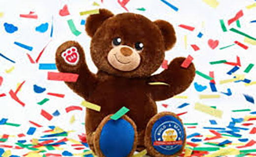 Birthday Party's at Build-A-Bear Workshop