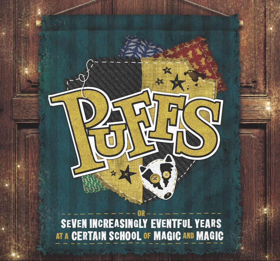 Puffs! or seven increasingly eventful years at a certain school of magic and magic