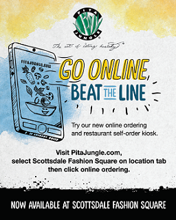 Go Online, Beat the Line at PitaJungle.com