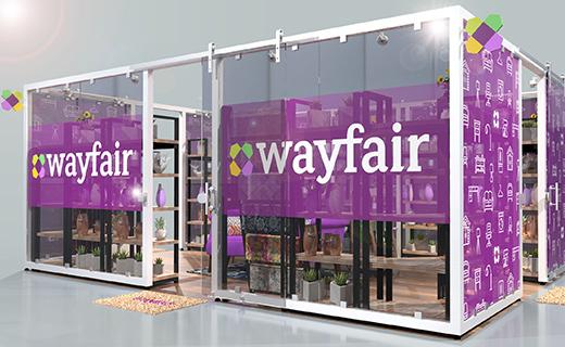 Wayfair PopUp