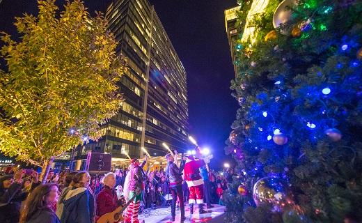 Tree Light Event