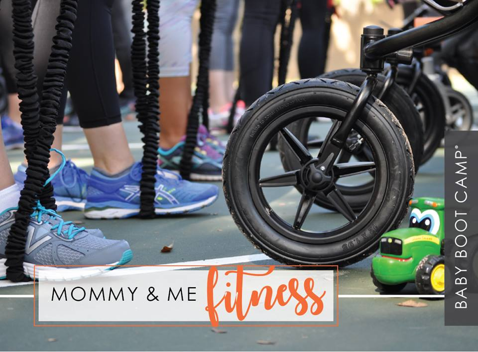 Shoes, fitness equipment and strollers