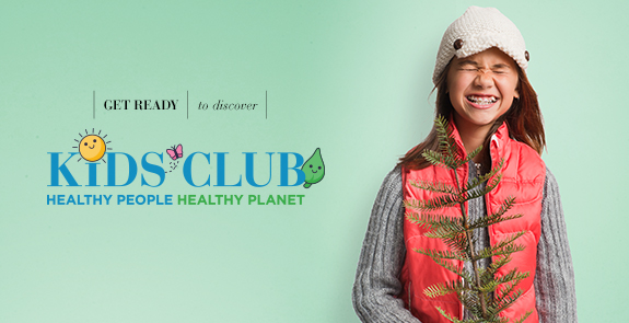 Get ready to discover Kids Club Healthy People Healthy Planet