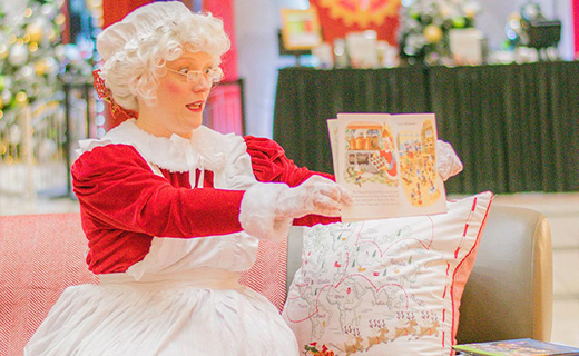 mrs claus storytime