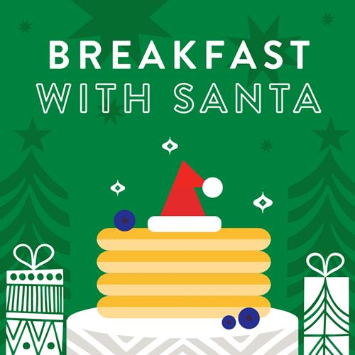 Nordstrom Breakfast with Santa