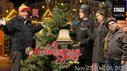 a christmas story november 27 - december 20, 2020 desert stages theater
