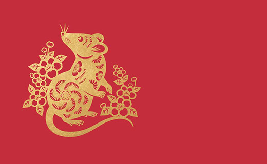Lunar New Year: Year of the Rat Image