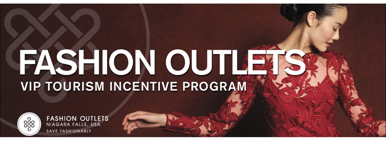 Fashion Outlets VIP Tourism Incentive Program
