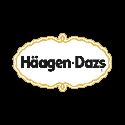 Oval Haagen-Dazs logo