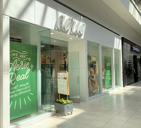 Aerie storefront