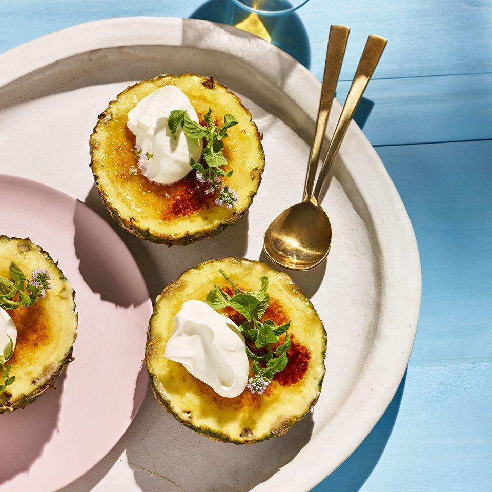 Tommy Bahama pineapple desserts