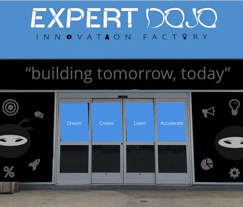 Expert Dojo storefront