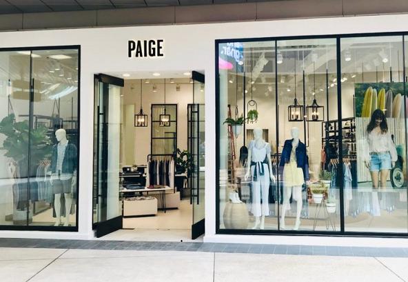 Paige storefront