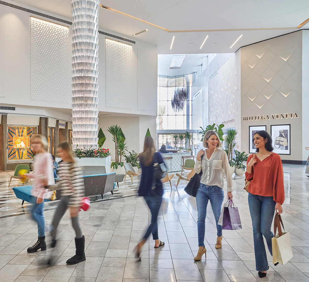 Inside the updated Scottsdale Fashion Square
