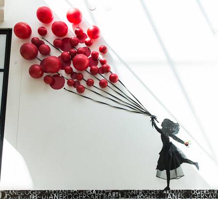Diane Rogers - Girl Inspired Art Piece