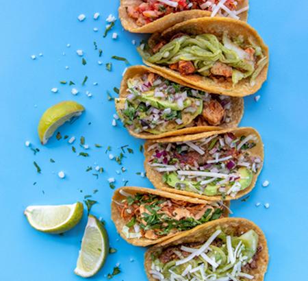 Tocaya Organica tacos