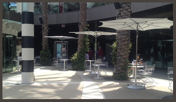 Center Court of Santa Monica Place