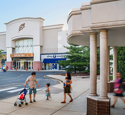 Image of Deptford Mall's exterior